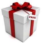 December's Top 10 freebies: Gifts For Free