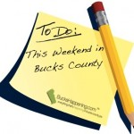 Bucks Happening This Weekend: Welcome Spring!
