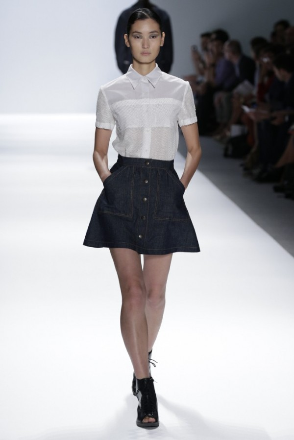 Richard Chai Love RTW Spring 2013