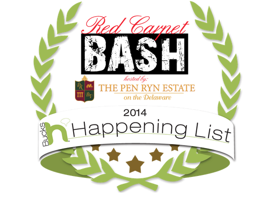 The 2014 Happening List Red Carpet Bash