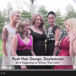 BH TV on the Red Carpet: Posh Hair Design