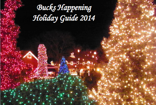 Bucks County Holiday Guide 2014
