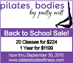 Yardley Happening Pilates Bodies