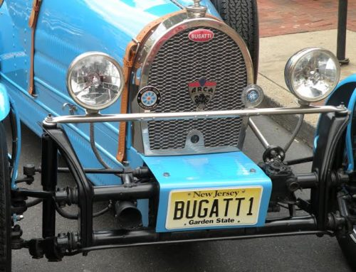 Ready, Set, Go! 8th Annual Road Rally for The New Hope Automobile Show Returns