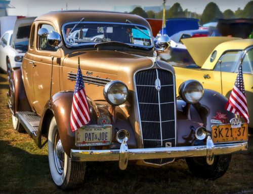 The New Hope Automobile Show