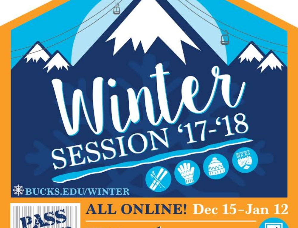 Winter Session at Bucks Offers Lucky Students a 'Lift'