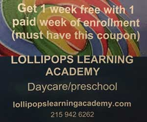 Lollipops Learning HL 2018 FY