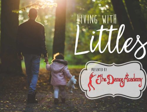 Living with Littles: Get on the Kiddie Ride Presented by The Dance Academy