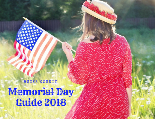 Bucks County Memorial Day Guide 2018