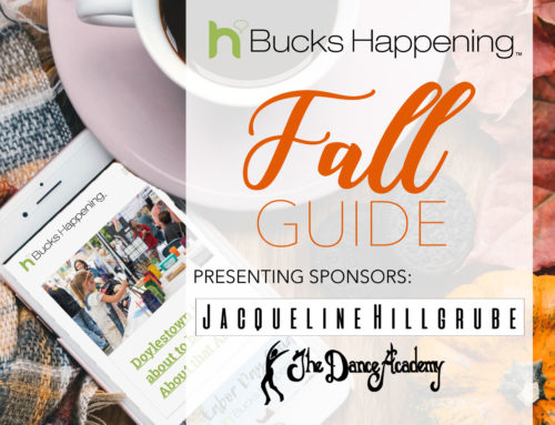Bucks Happening Fall Guide 2018