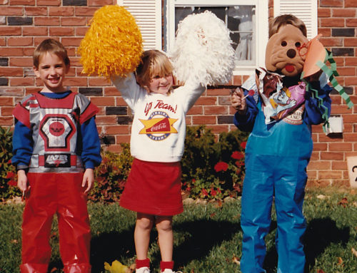 Living With Littles: Is Trick or Treating Dead?