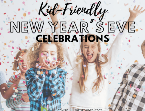 Kid-Friendly New Year's Eve Celebrations to Ring in 2020