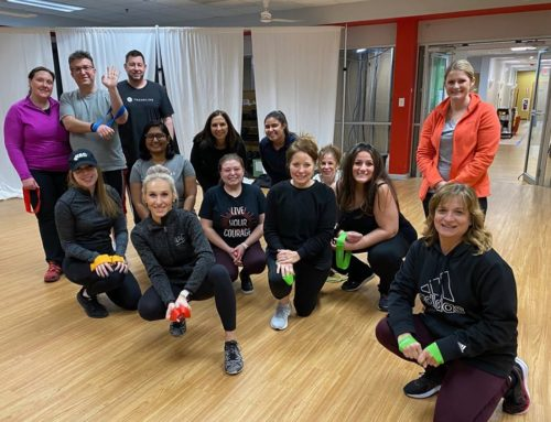 Newtown Athletic Club Brings Healthier Living to Your Office