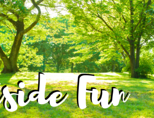 2020 Summer Outside Fun Guide