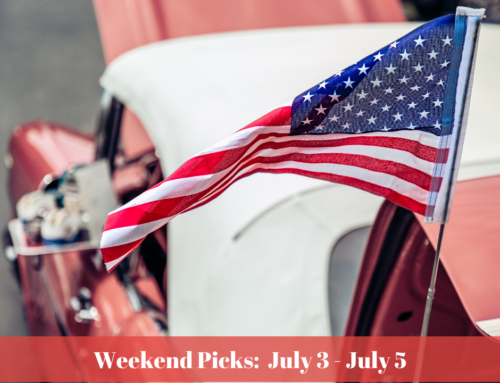 Bucks Happening's Weekend Picks: July 3 – July 5