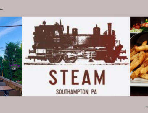 Steam Pub Looks Back and Plans Ahead with Creative New Offerings