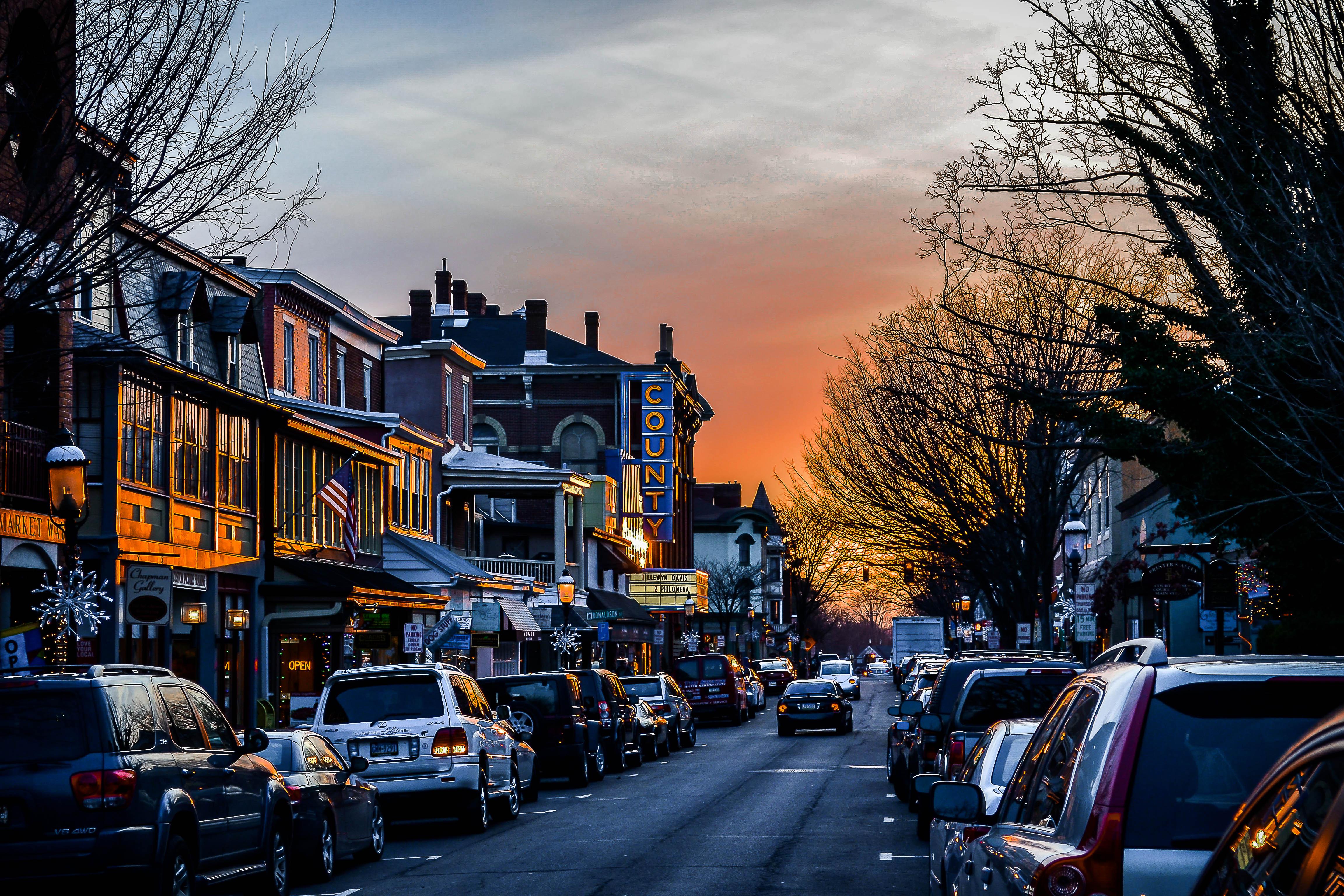 Small Backyard Wedding Doylestown Pa Wedding Photography: Doylestown Named One Of America's Quirkiest Towns