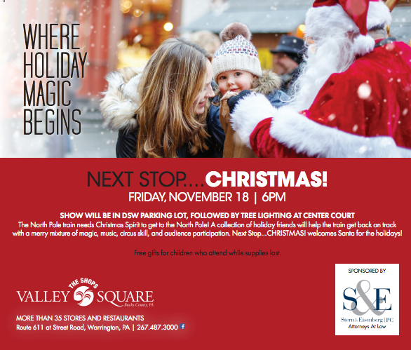 Shoprite Christmas Lights: 2016 Bucks County Holiday Guide, Presented By Hillis