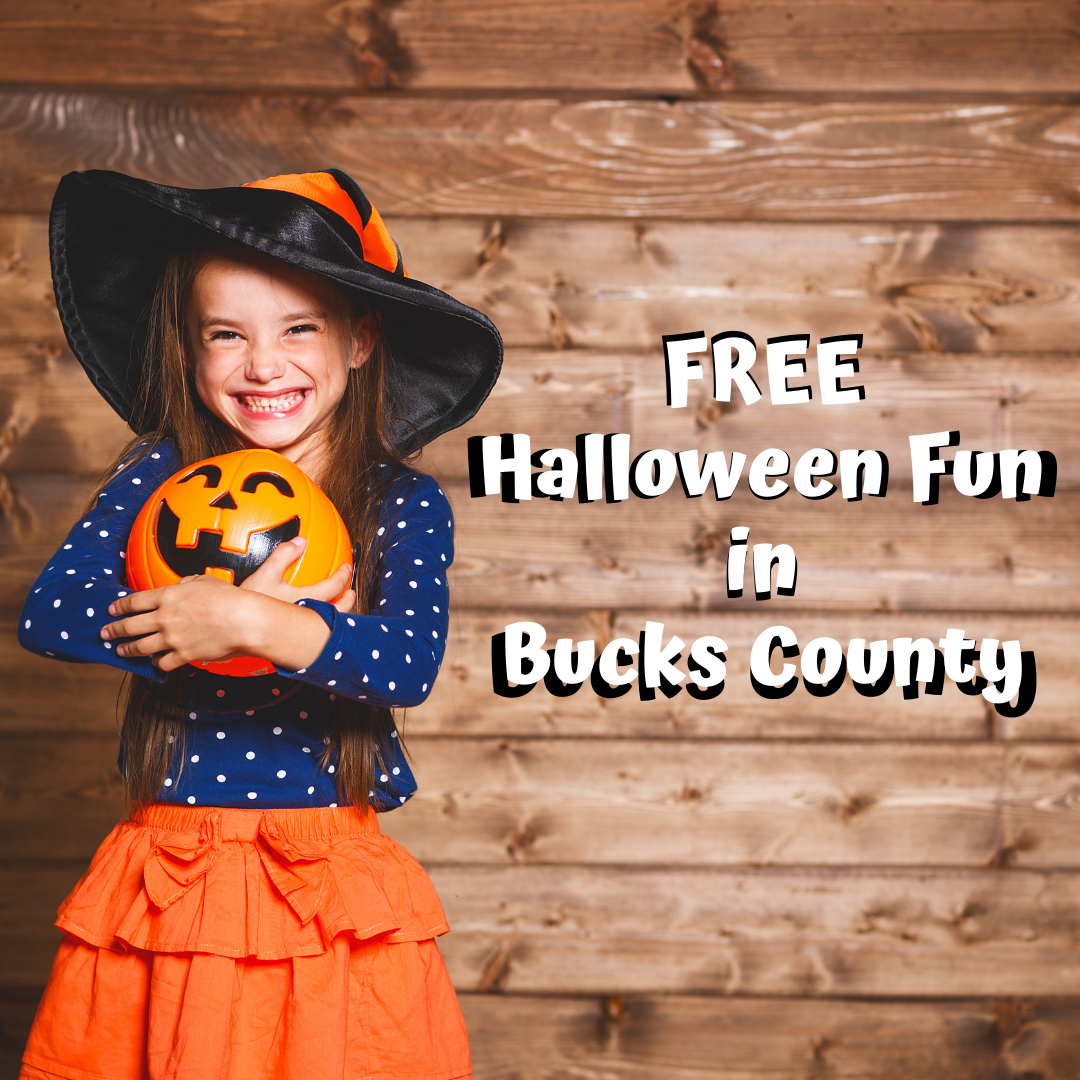 Free Halloween Fun in Bucks County