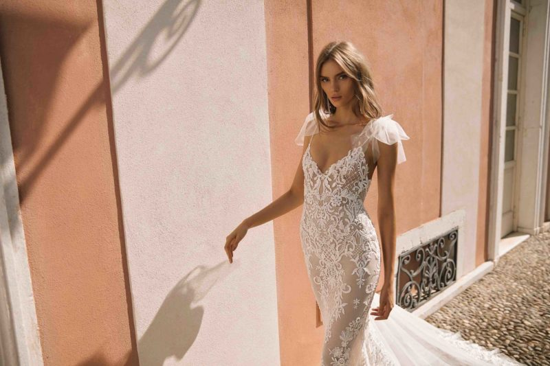New Collection, Berta Privée, Comes to La Belle Mariée This August