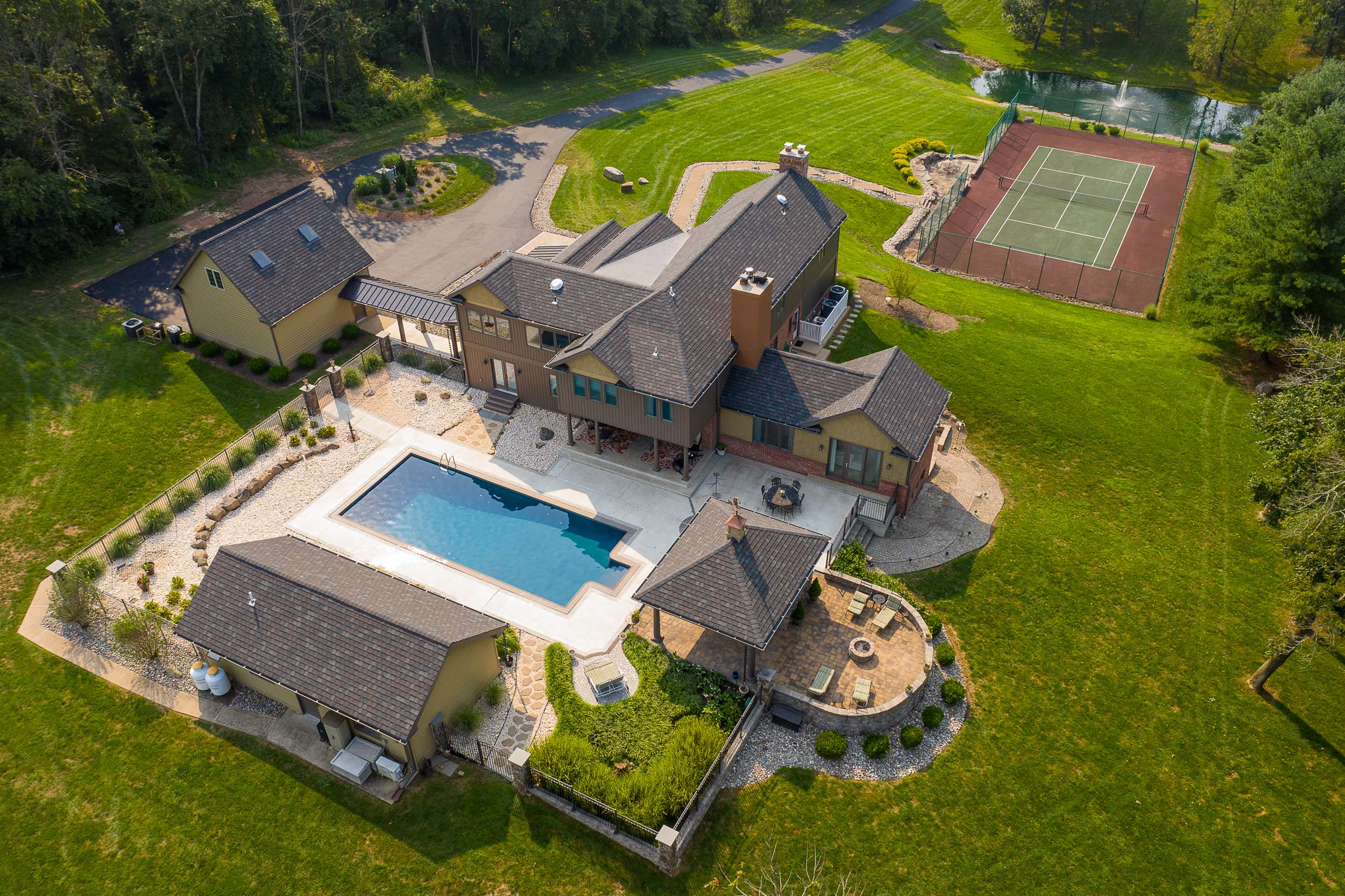 On the Market: Magnificent Sprawling Haven in Upper Makefield